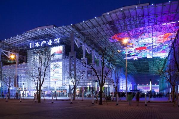 15上海万博日本産業館2010